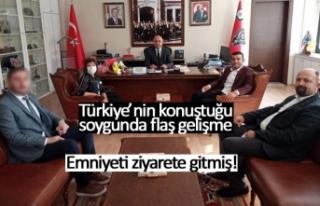 Türkiye'nin konuştuğu soygunda flaş gelişme!