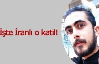 İşte İranlı o katil!