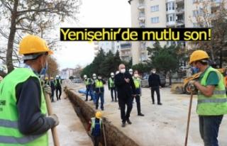 Yenişehir'de mutlu son!