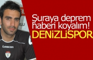 Denizlispor'da istifa depremi!