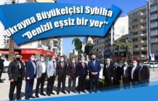 Büyükşehir'in turizm yatırımlarına hayran...