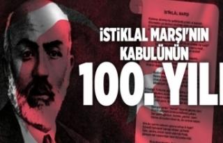 Denizli protokolünden İstiklal Marşı'nın...