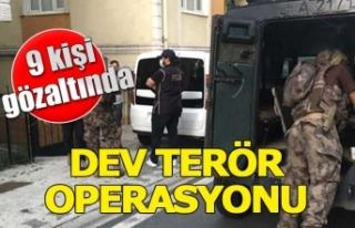 Dev DHKP/C operasyonu