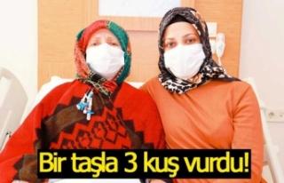 70 yaşındaki kadın tek seferde 3 farklı kanserden...