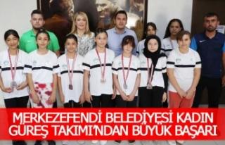 6 kadın güreşçi Milli Takım kampına davet edildi