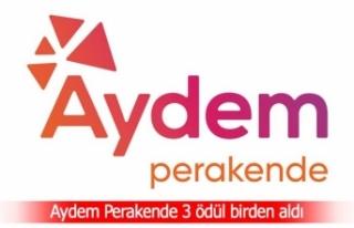 Aydem Perakende, ilk kez katıldığı Awards International...