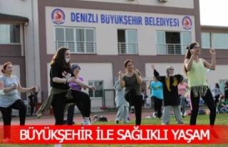 """Büyükşehir'den kadınlara özel """"Açık..."""