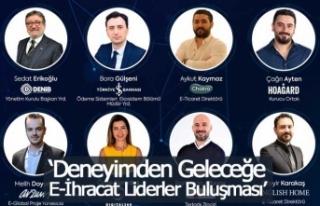 Denizli 'Deneyimden Geleceğe E-İhracat Liderler...