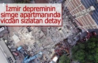 İzmir depreminin simge apartmanında vicdan sızlatan...