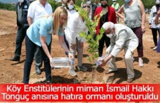 Köy Enstitülerinin mimarı İsmail Hakkı Tonguç...