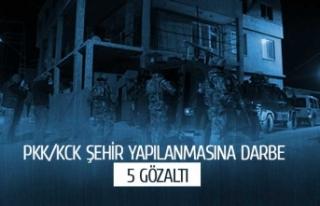 PKK/KCK'ya büyük darbe!