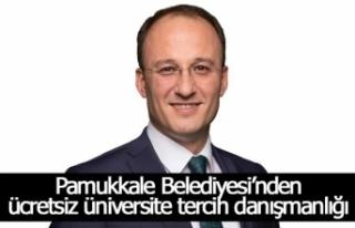 Pamukkale Belediyesi'nden ücretsiz üniversite...