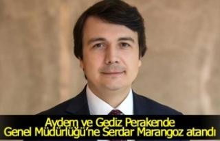 Aydem ve Gediz Perakende Genel Müdürlüğü'ne...