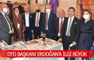 Genel Müdür İbiş Başkan Erdoğan'ı Ziyaret...