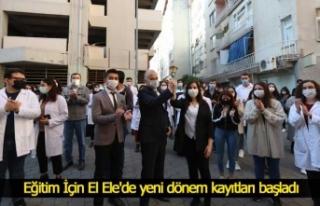 """Gönüllerin projesi 14. dönemine """"Merhaba""""..."""