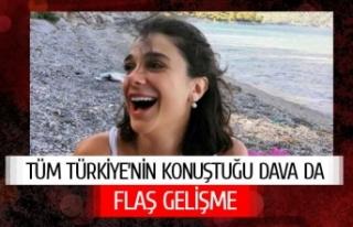 Pınar Gültekin cinayetinde flaş gelişme!