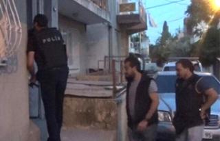 Ege'de eş zamanlı IŞİD operasyonu