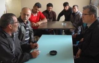 İşçilere CHP sahip çıktı