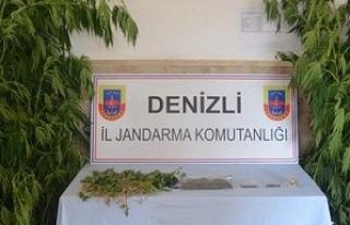 Denizli' de uyuşturucu ticareti yapan 24 kişi yakalandı