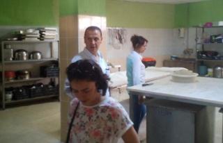 Sarayköy Belediyesi'nden gıdaya sıkı denetim