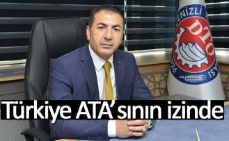 Türkiye ATA'sının izinde