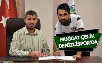 Muğdat Çelik Denizlispor'da
