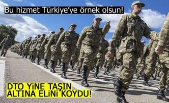 Bu hizmet Türkiye'ye örnek olsun!