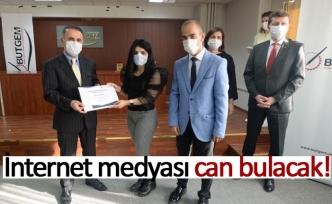 İnternet medyası can bulacak!