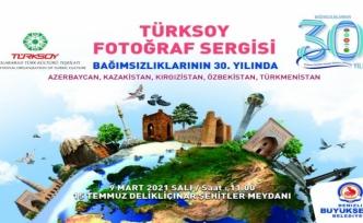 Denizli Büyükşehir'den Türk Cumhuriyetleri 30. Yıl Bağımsızlık Sergisi