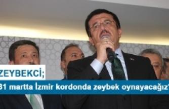 Zeybekci 31 martta İzmir kordonda zeybek oynayacağız