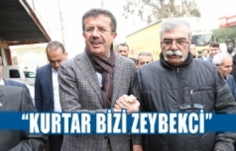 """Kurtar bizi Zeybekci"""