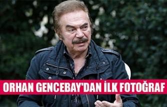 Orhan Gencebay'dan ilk fotoğraf