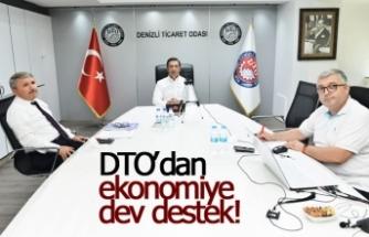 DTO'dan ekonomiye dev destek!