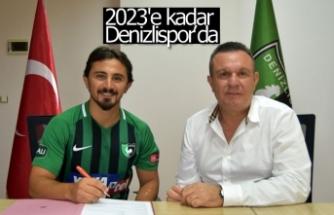2023'e kadar Denizlispor'da!