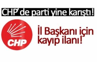 CHP'de parti yine karıştı!