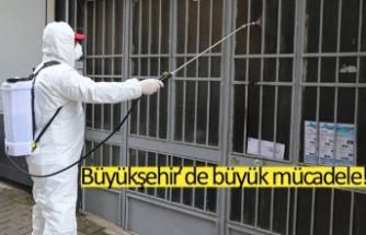 Büyükşehir'de büyük mücadele!