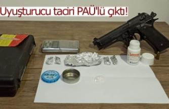 Uyuşturucu taciri PAÜ'lü çıktı!
