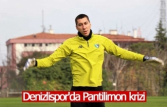 Denizlispor'da Pantilimon krizi