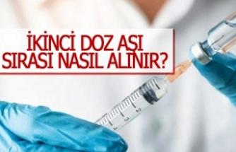 İkinci doz aşı sırası nasıl alınır?