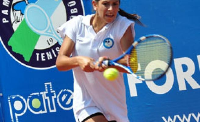 Avrupa Tenis heyecanı Denizli'de atmaya devam ediyor