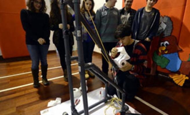 NASA yarışmasında Bodrumlu öğrenciler birinci oldu