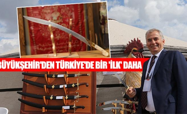 Büyükşehir'den Türkiye'de bir 'ilk' daha