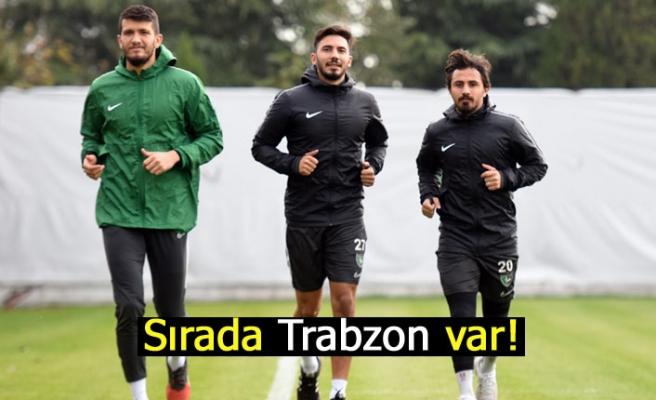 Sırada Trabzon var!
