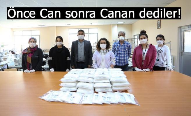 Önce Can sonra Canan dediler!