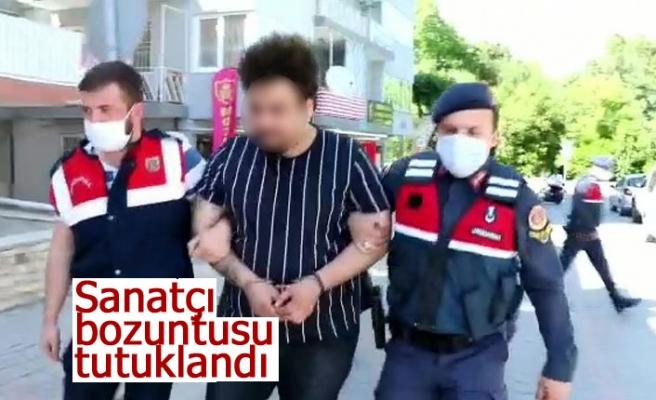 Sanatçı bozuntusu tutuklandı!