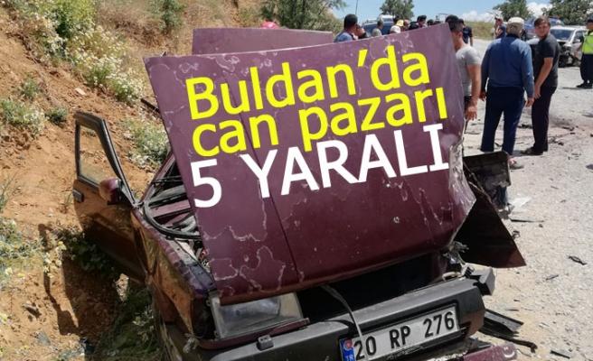 Buldan'da can pazarı!