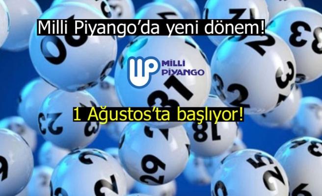Milli Piyango'da yeni dönem!