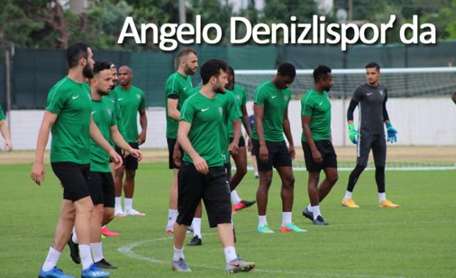 Angelo Denizlispor'da
