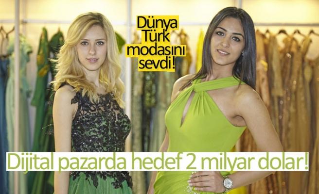 Dünya Türk modasını sevdi!