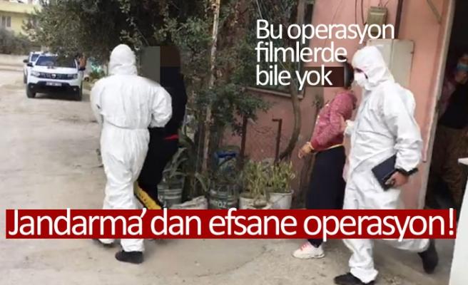 Bu operasyon filmlerde bile yok!